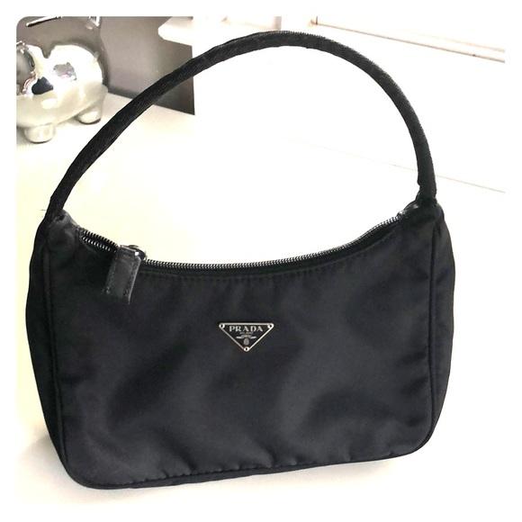1516183376fb Prada Bags | Tessuto Sport Mini Hobo Bag Great Condition | Poshmark